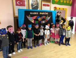 MASKE PARTİSİ