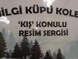KIŞ SONU SERGİSİ