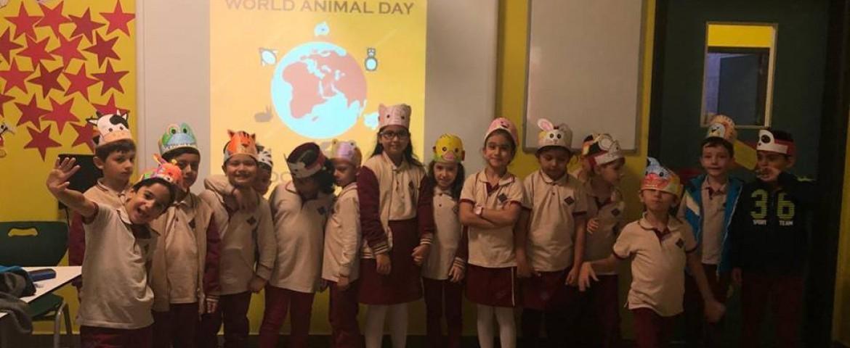 4th October World Animal Day