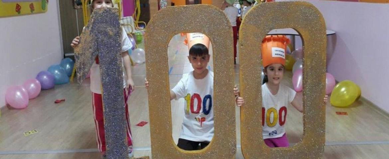100. GÜN ETKİNLİĞİ