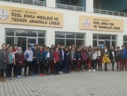 ENKA FEN LİSESİ GEZİSİ