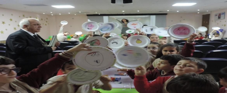 Tülin Kozukoğlu Çocuk Kitabı Yazarı Okulumuzda