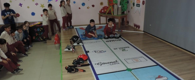 Buz Sporları Tanıtım