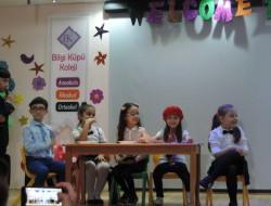 1. Sınıflar İngilizce Şenliği