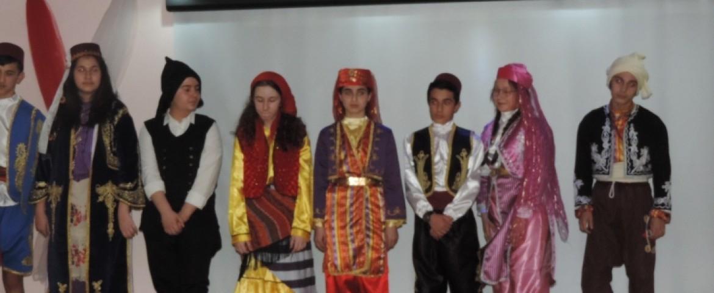 İstiklal Marşının ve Mehmet Akif Ersoy' u Anma Etkinliği