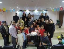 Ocak-Şubat Ayında Doğan Öğrencilerimizin Doğum Günü Kutlaması
