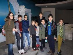 İstanbul Akvaryum ve Rahmi Koç Müzesi Gezisi