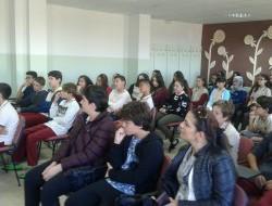 Bilgi Küpü Koleji öğrencileri Kocaeli Fen Lisesini ziyaret ettiler.