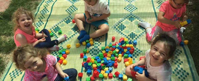 YAZ OKULU LEGO SAATİ
